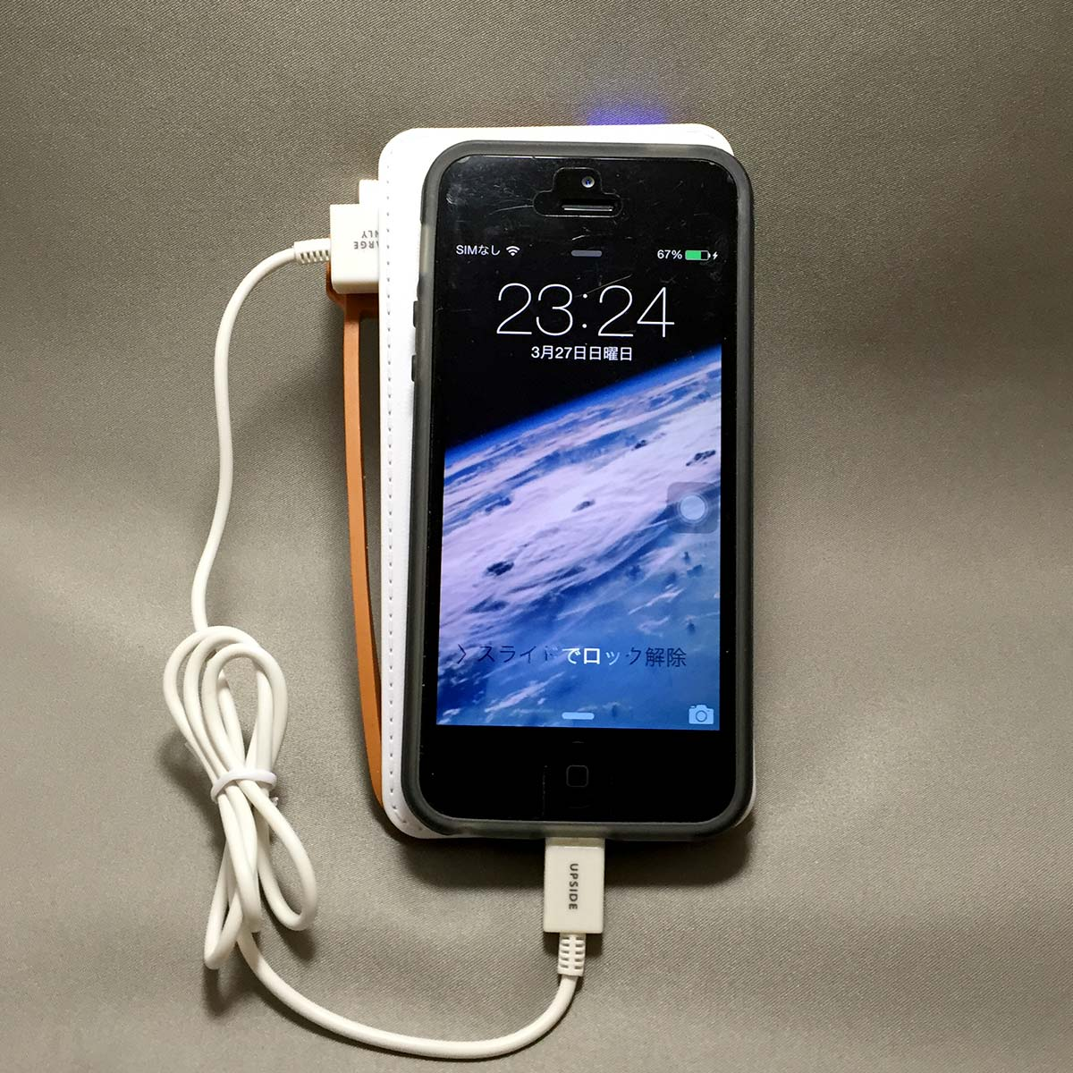 Can★do Iphone Usb Charging Cable 100 Yen Shopping