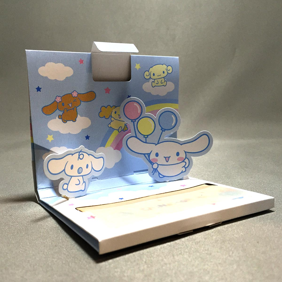 Cinnamoroll Oil Blotting Paper - Side View