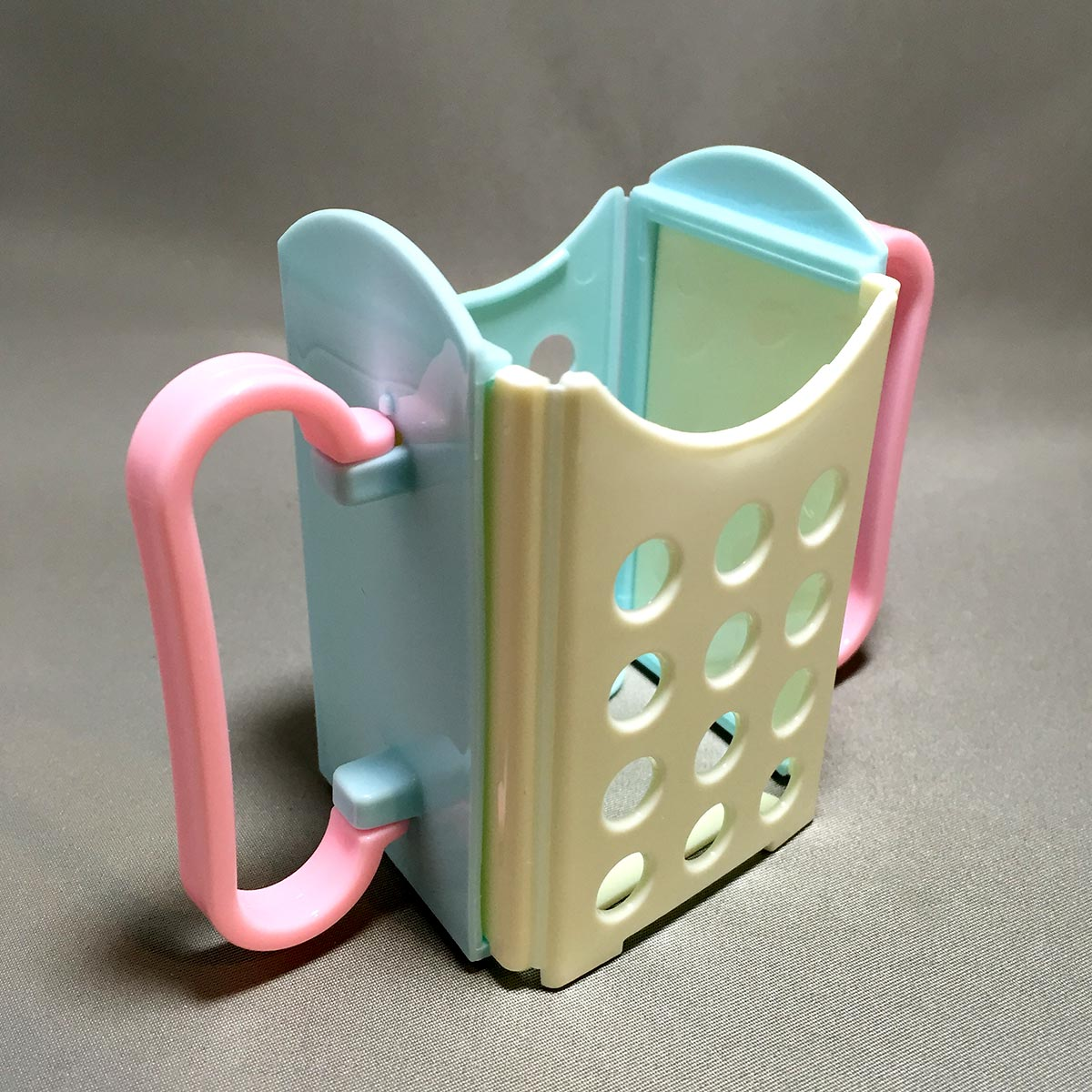 Folding Drink Box Holder - Opened