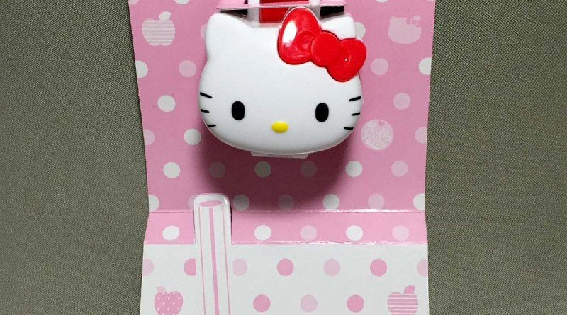 Hello Kitty Bottle Cap - Front View