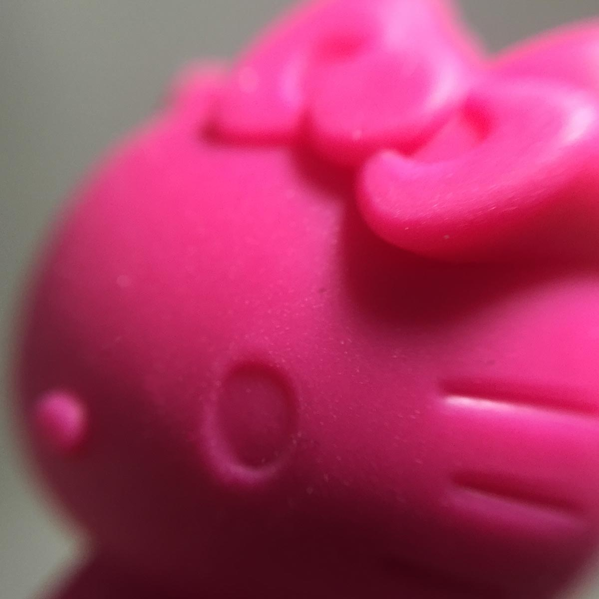 Hello Kitty Stamp Cap - Hello Kitty Macro