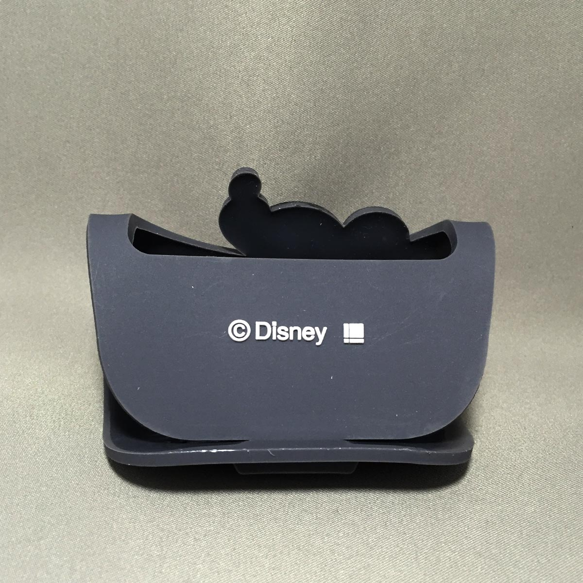 Mickey Mobile Rubber Stand - back view