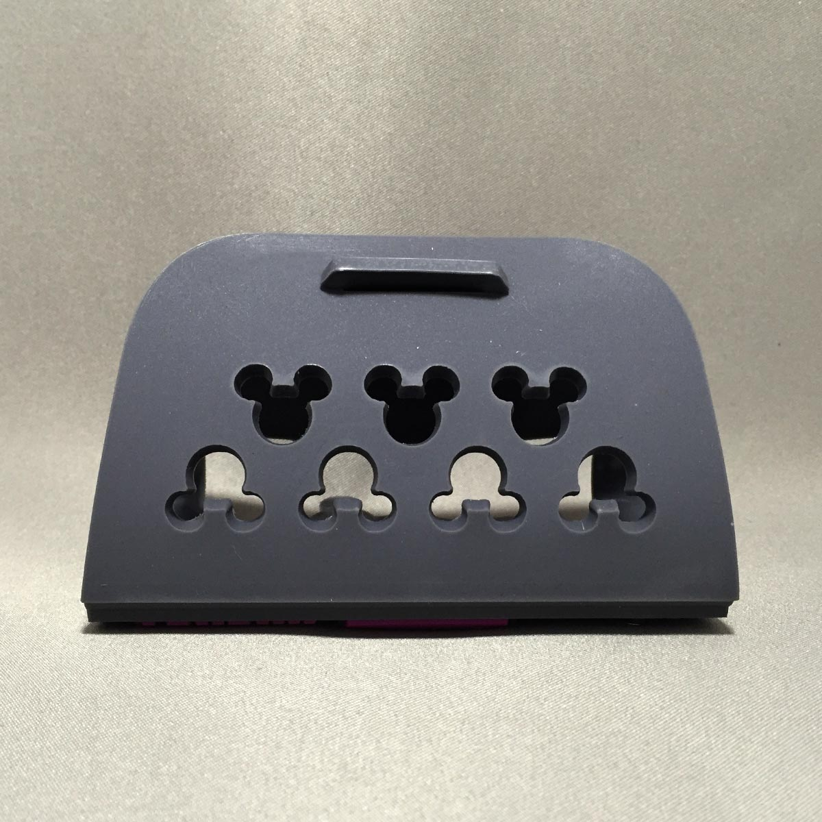 Mickey Mobile Rubber Stand - base view