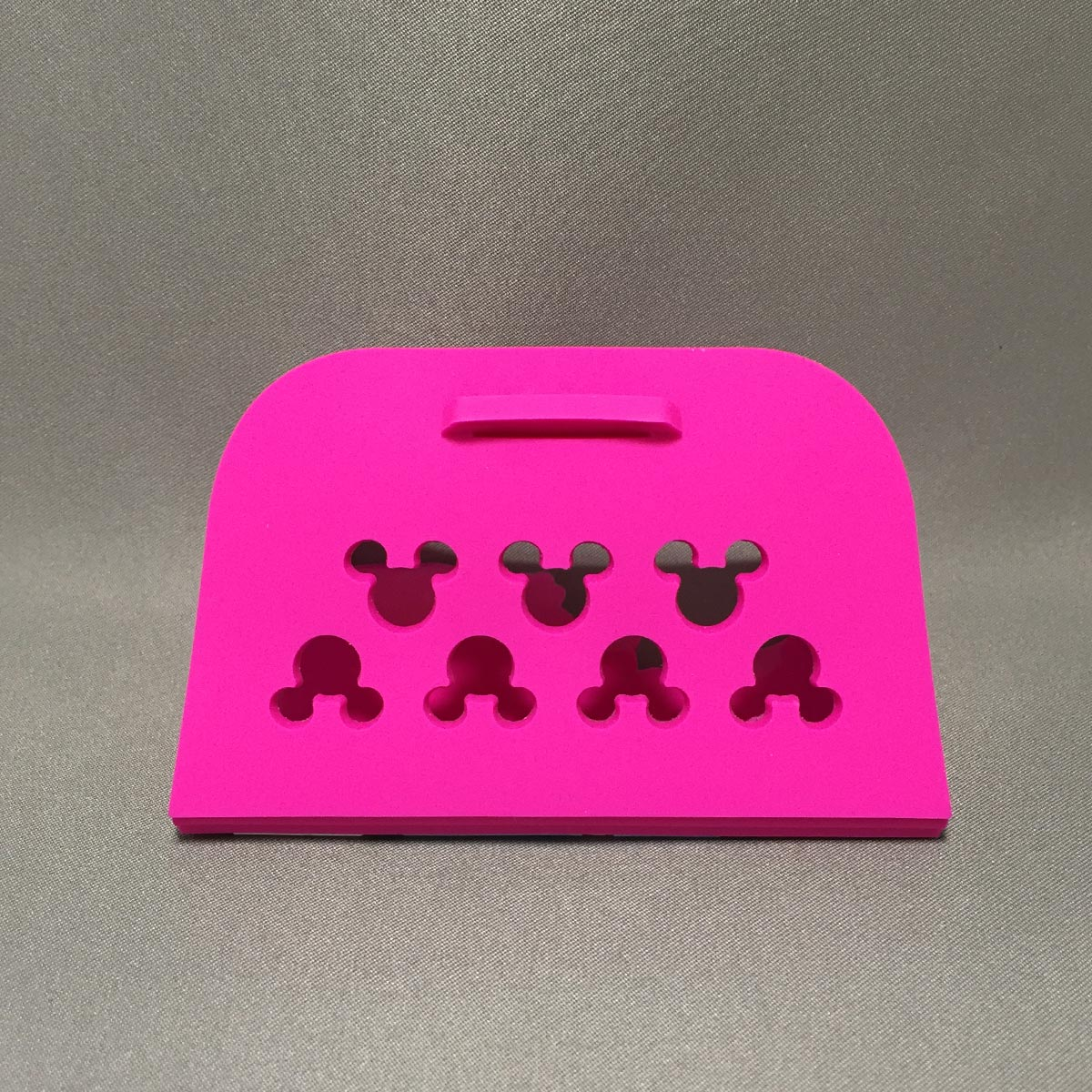 Minnie Mobile Rubber Stand - Base view