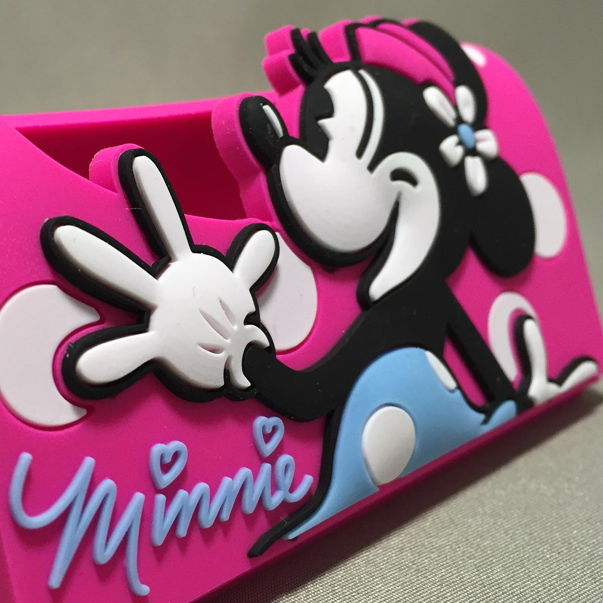 Minnie Mobile Rubber Stand - Minnie mouse