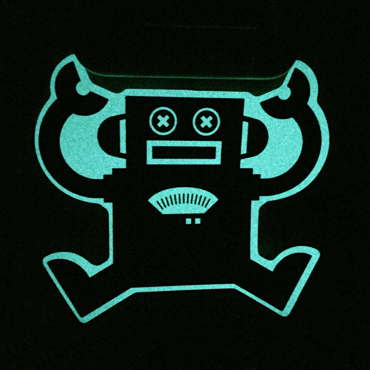 Switch Sticker Phosphorescent Type - Glowing