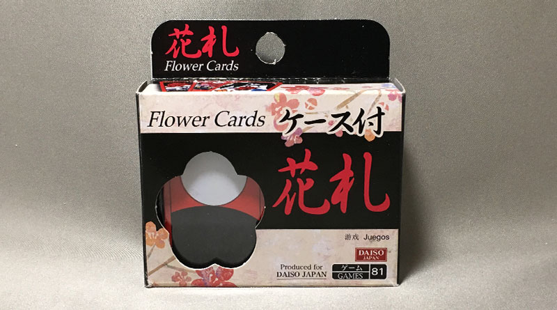 Hanafuda Flower Cards - featured image