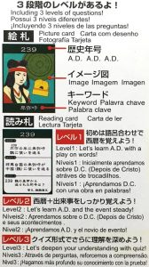 Japanese History Karuta Game - Card Details