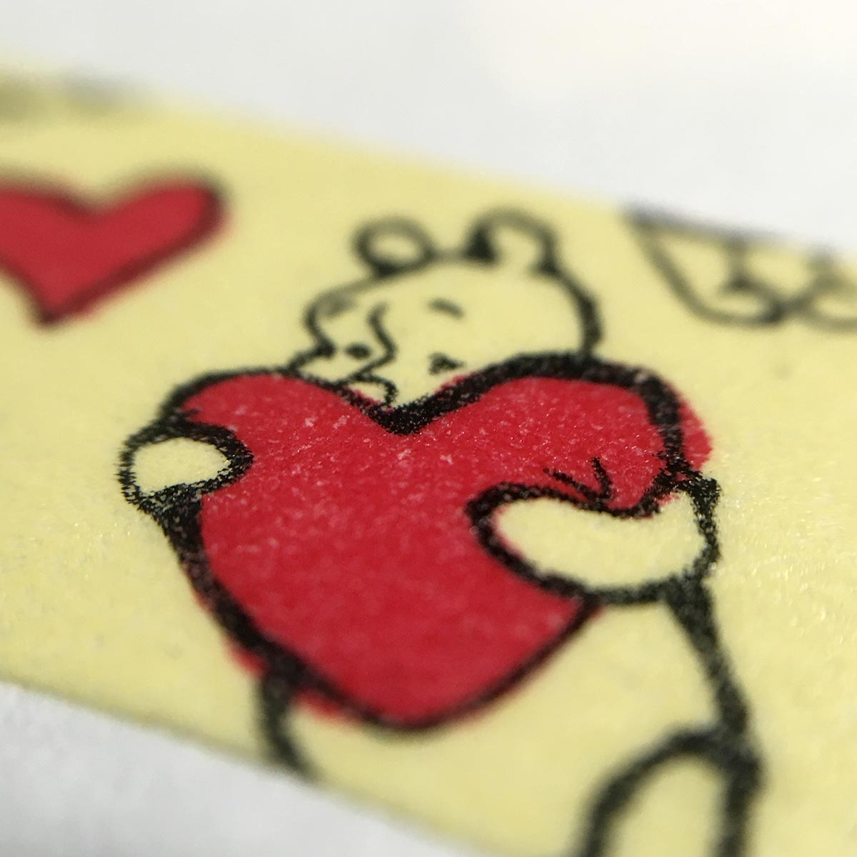 Winnie The Pooh Masking Tape - close up 3