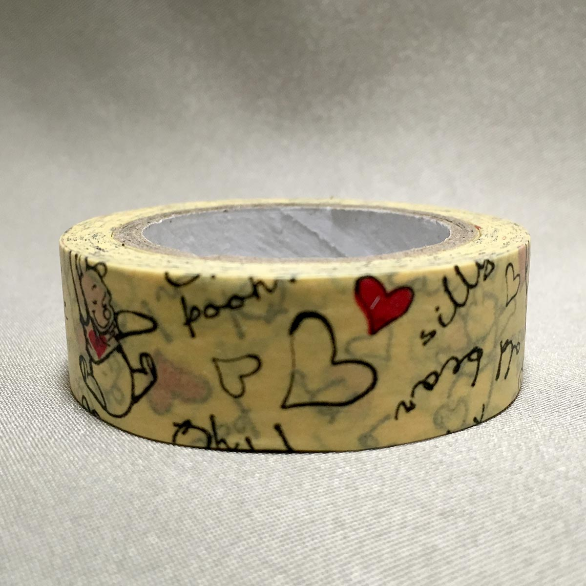 Winnie The Pooh Masking Tape - tape view 01