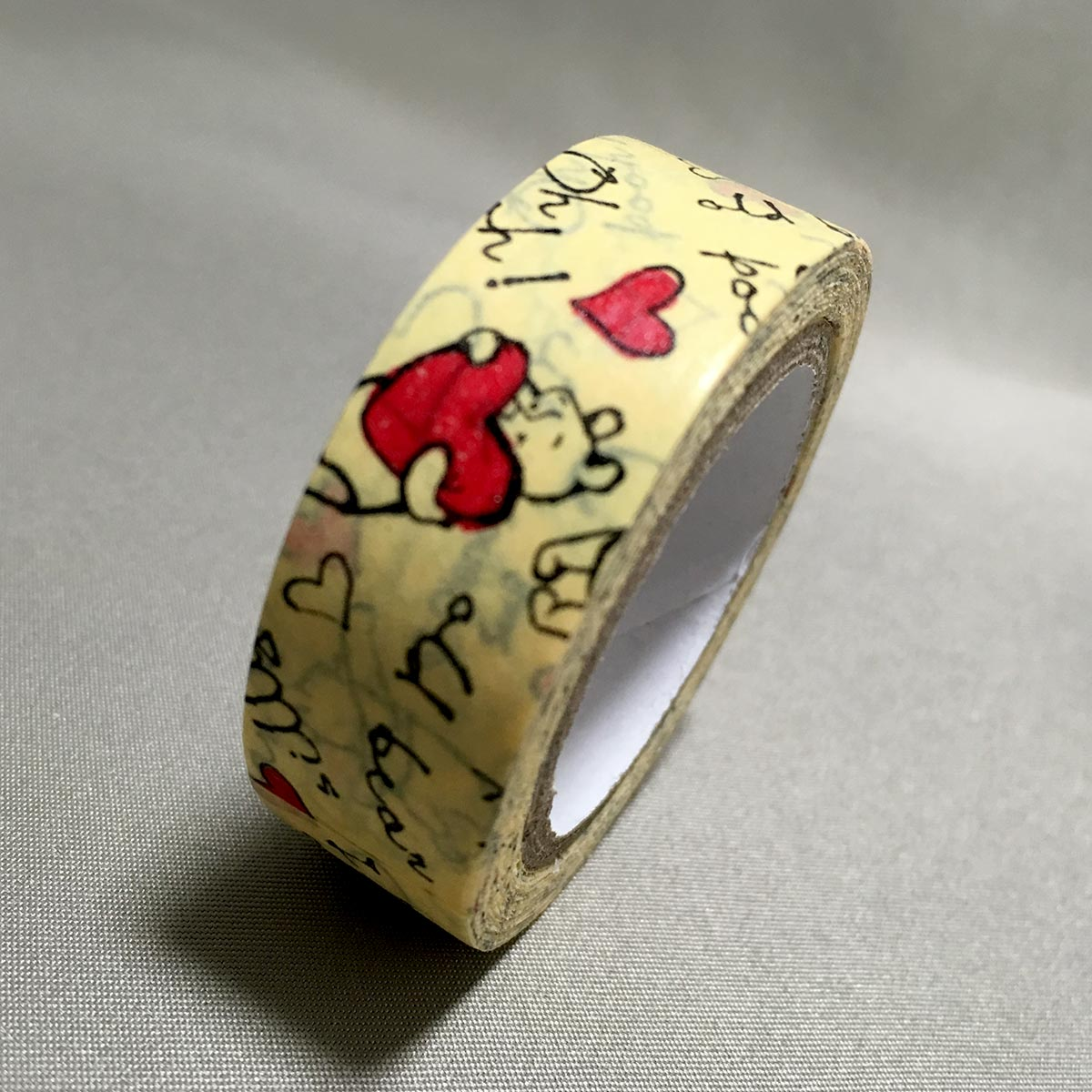 Winnie The Pooh Masking Tape - Tape View 02