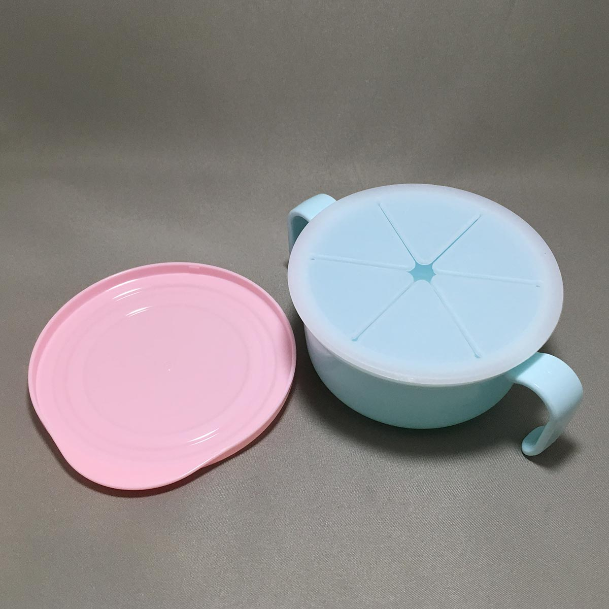 Child Snack Cup - cup and lids