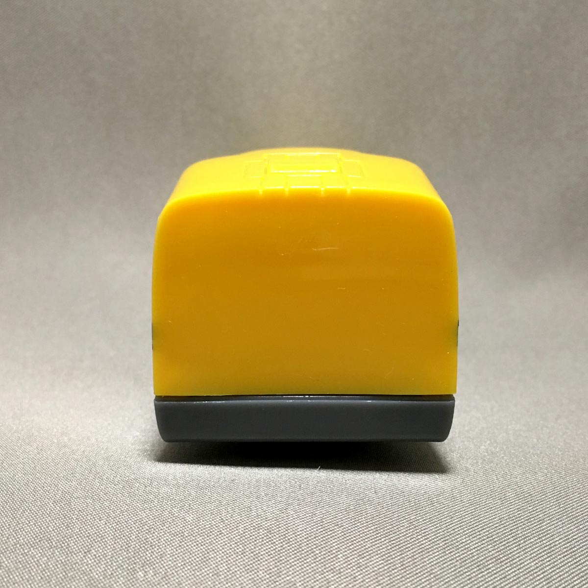Doctor Yellow Pencil Sharpener - back view