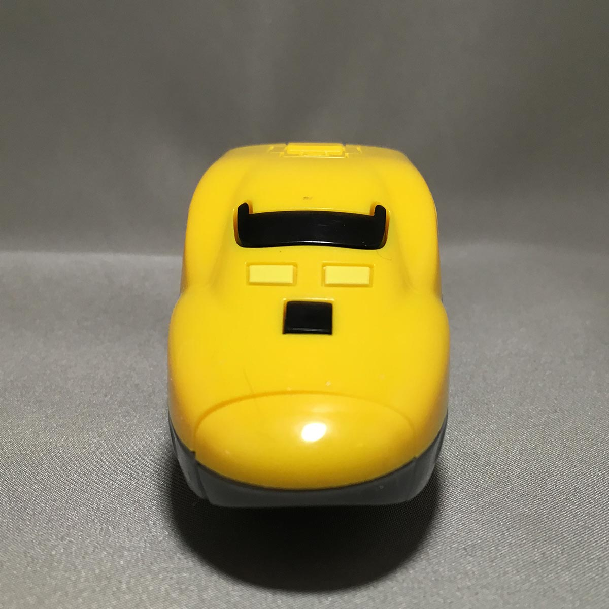Doctor Yellow Pencil Sharpener - front view